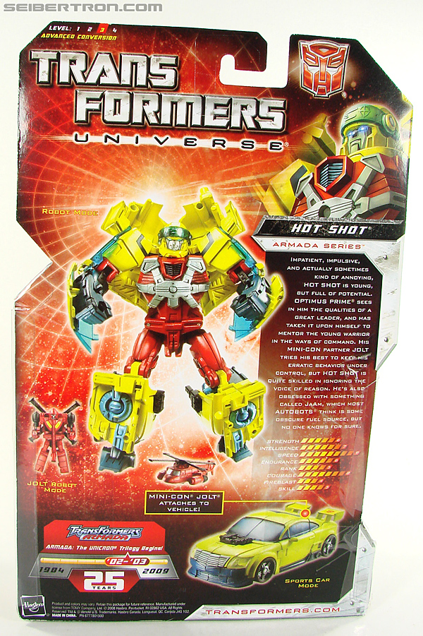 Transformers Universe - Classics 2.0 Hot Shot (Hot Rod) (Image #7 of 202)