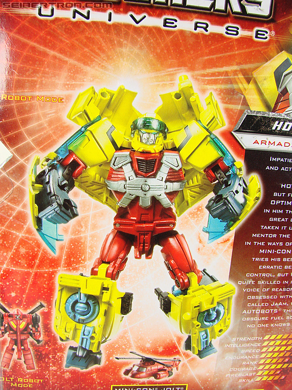 Transformers Universe - Classics 2.0 Hot Shot (Hot Rod) (Image #8 of 202)