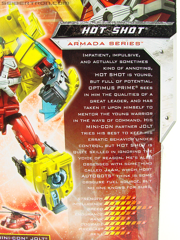 Transformers Universe - Classics 2.0 Hot Shot (Hot Rod) (Image #9 of 202)