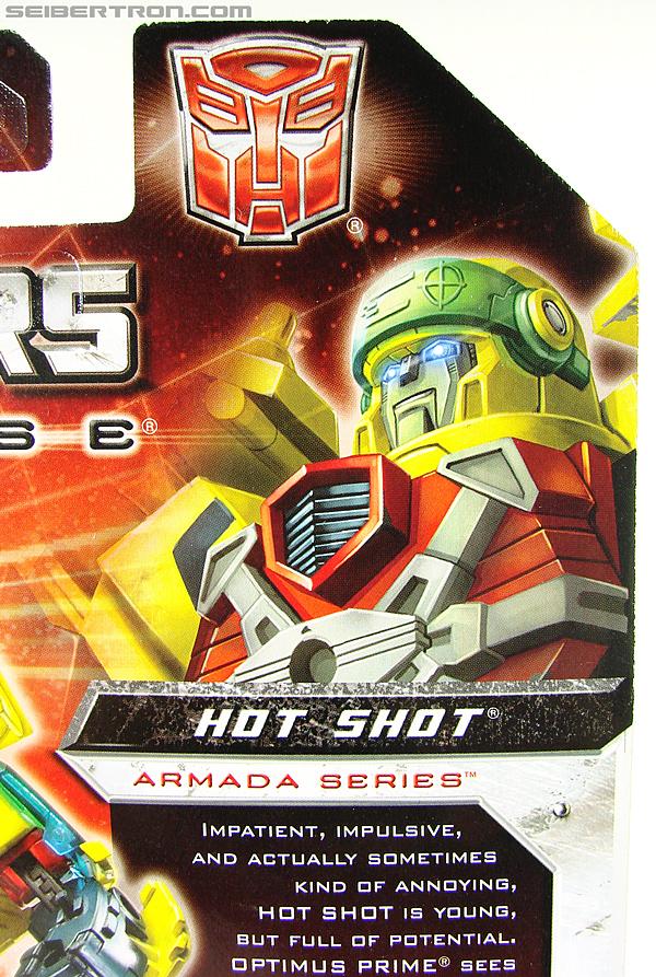 Transformers Universe - Classics 2.0 Hot Shot (Hot Rod) (Image #10 of 202)