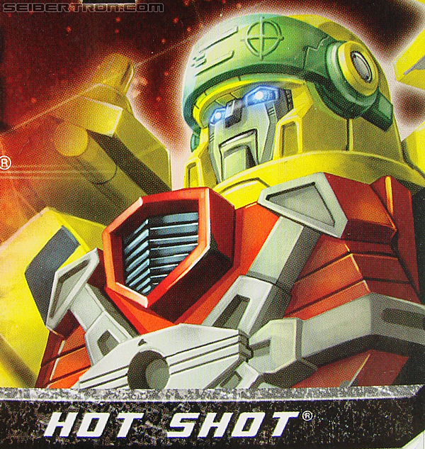 Transformers Universe - Classics 2.0 Hot Shot (Hot Rod) (Image #11 of 202)