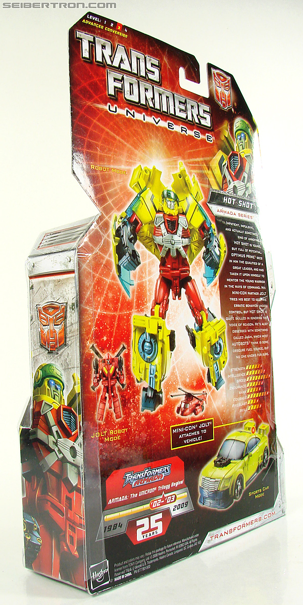 Transformers Universe - Classics 2.0 Hot Shot (Hot Rod) (Image #14 of 202)