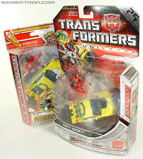 Transformers Universe - Classics 2.0 Hot Shot (Hot Rod) (Image #20 of 202)