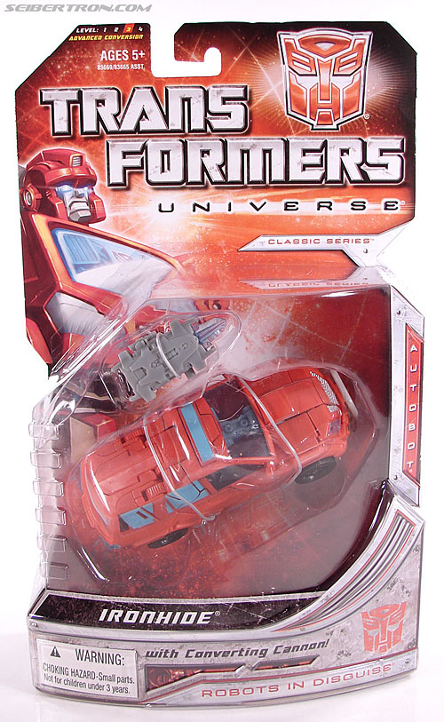 Transformers Universe - Classics 2.0 Ironhide (Image #1 of 125)