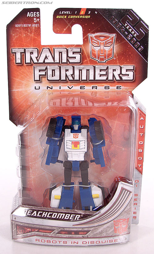 Transformers Universe - Classics 2.0 Beachcomber (Image #1 of 65)