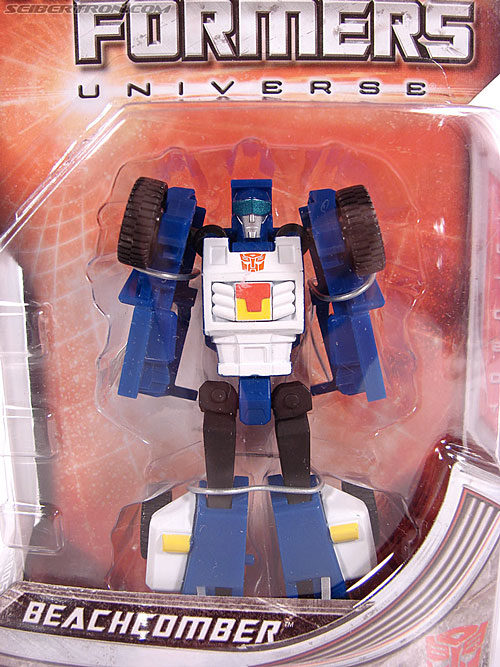 Transformers Universe - Classics 2.0 Beachcomber (Image #2 of 65)