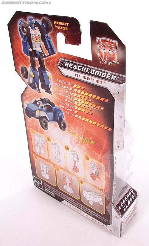 Transformers Universe - Classics 2.0 Beachcomber (Image #4 of 65)