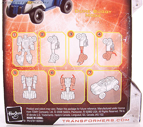 Transformers Universe - Classics 2.0 Beachcomber (Image #7 of 65)