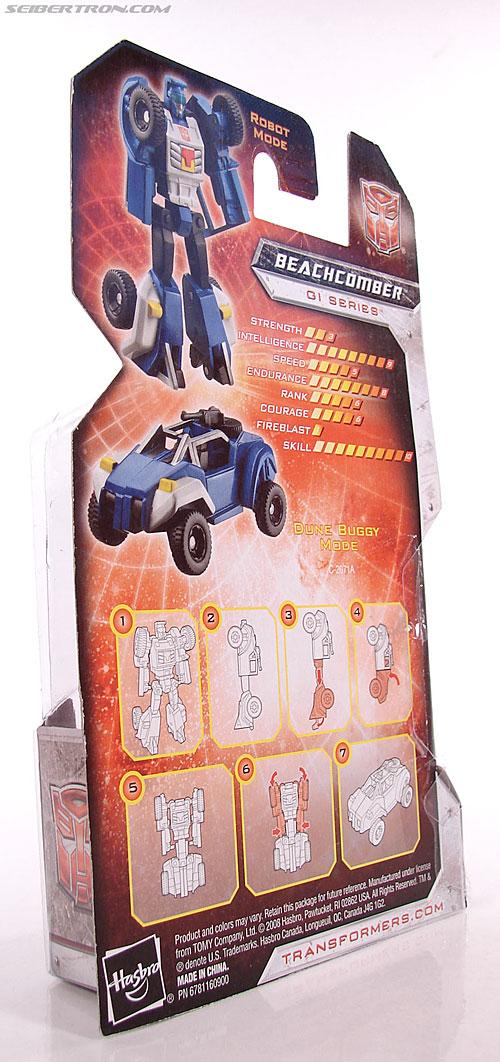 Transformers Universe - Classics 2.0 Beachcomber (Image #8 of 65)