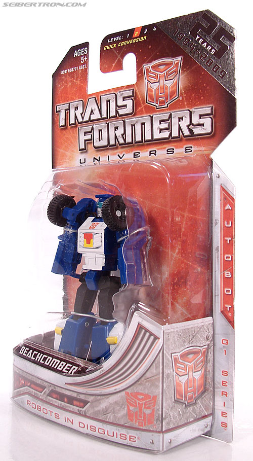 Transformers Universe - Classics 2.0 Beachcomber (Image #9 of 65)