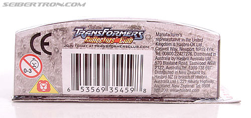 Transformers Universe - Classics 2.0 Beachcomber (Image #11 of 65)