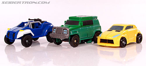 Transformers Universe - Classics 2.0 Beachcomber (Image #32 of 65)