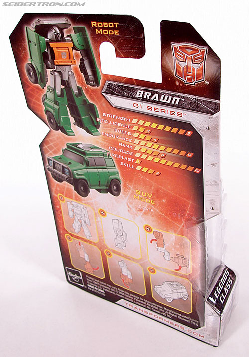 Transformers Universe - Classics 2.0 Brawn (Gong) (Image #4 of 66)