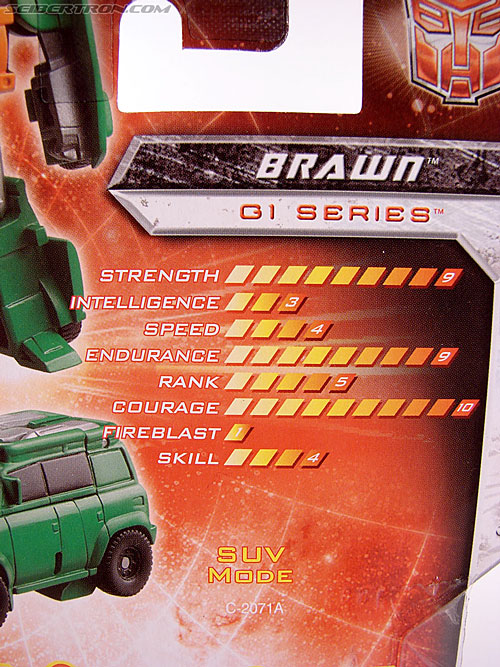 Transformers Universe - Classics 2.0 Brawn (Gong) (Image #6 of 66)
