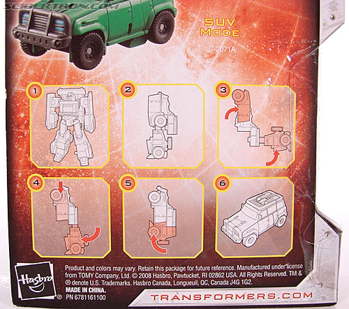 Transformers Universe - Classics 2.0 Brawn (Gong) (Image #7 of 66)