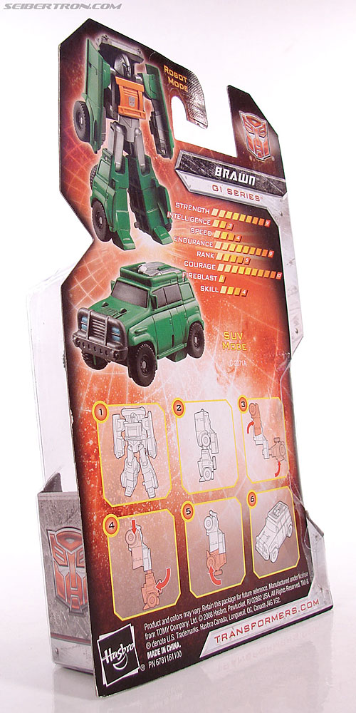Transformers Universe - Classics 2.0 Brawn (Gong) (Image #8 of 66)