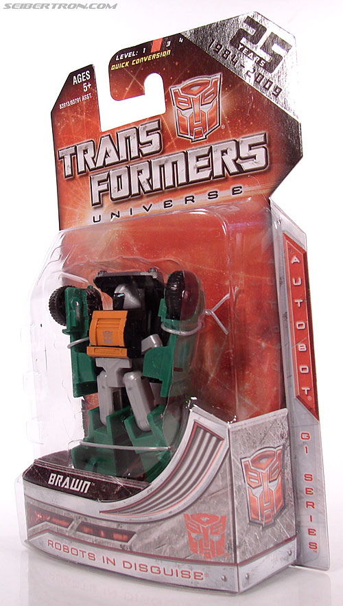 Transformers Universe - Classics 2.0 Brawn (Gong) (Image #9 of 66)