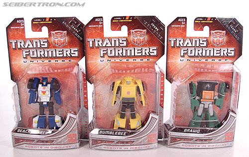 Transformers Universe - Classics 2.0 Brawn (Gong) (Image #13 of 66)