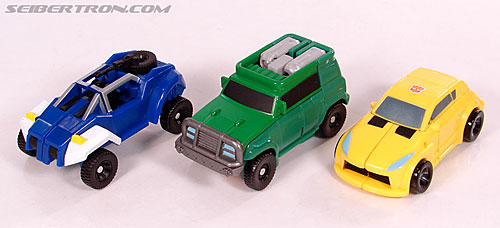 Transformers Universe - Classics 2.0 Brawn (Gong) (Image #31 of 66)