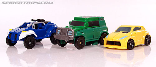 Transformers Universe - Classics 2.0 Brawn (Gong) (Image #32 of 66)