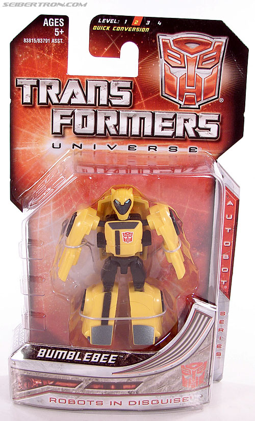 Transformers Universe - Classics 2.0 Bumblebee (Image #1 of 52)