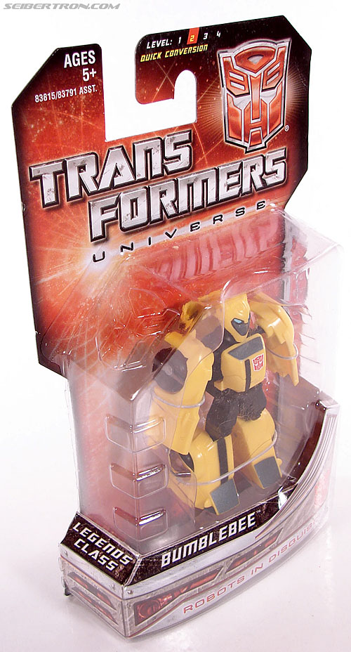 Transformers Universe - Classics 2.0 Bumblebee (Image #2 of 52)