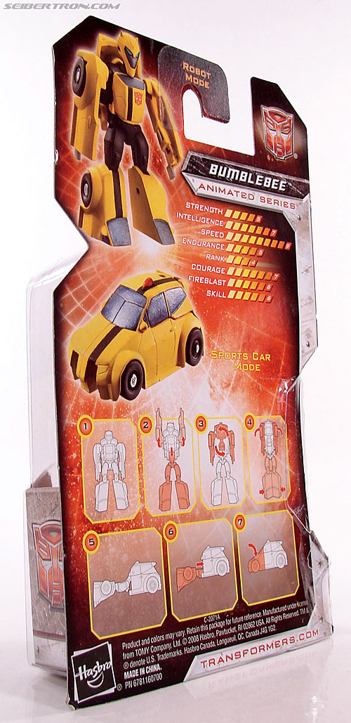 Transformers Universe - Classics 2.0 Bumblebee (Image #5 of 52)
