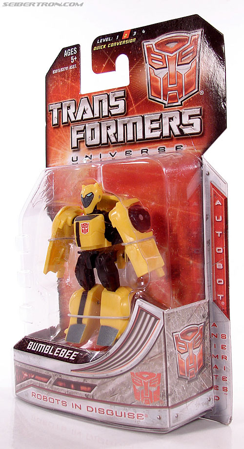 Transformers Universe - Classics 2.0 Bumblebee (Image #6 of 52)