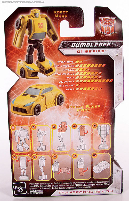 Transformers Universe - Classics 2.0 Bumblebee (Image #5 of 69)