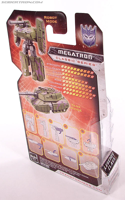 Transformers Universe - Classics 2.0 Megatron (G2) (Image #4 of 67)