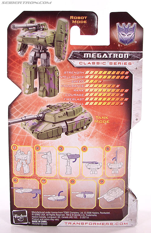 Transformers Universe - Classics 2.0 Megatron (G2) (Image #5 of 67)