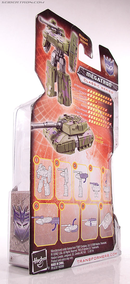 Transformers Universe - Classics 2.0 Megatron (G2) (Image #6 of 67)