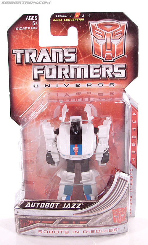 Transformers Universe - Classics 2.0 Jazz (Meister) (Image #1 of 65)