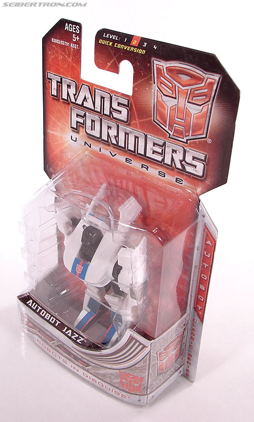 Transformers Universe - Classics 2.0 Jazz (Meister) (Image #8 of 65)