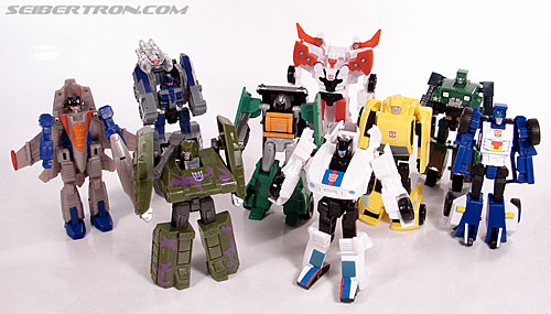 Transformers Universe - Classics 2.0 Jazz (Meister) (Image #64 of 65)