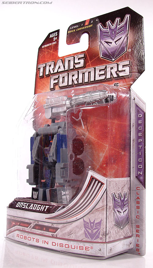 Transformers Universe - Classics 2.0 Onslaught (Image #7 of 61)