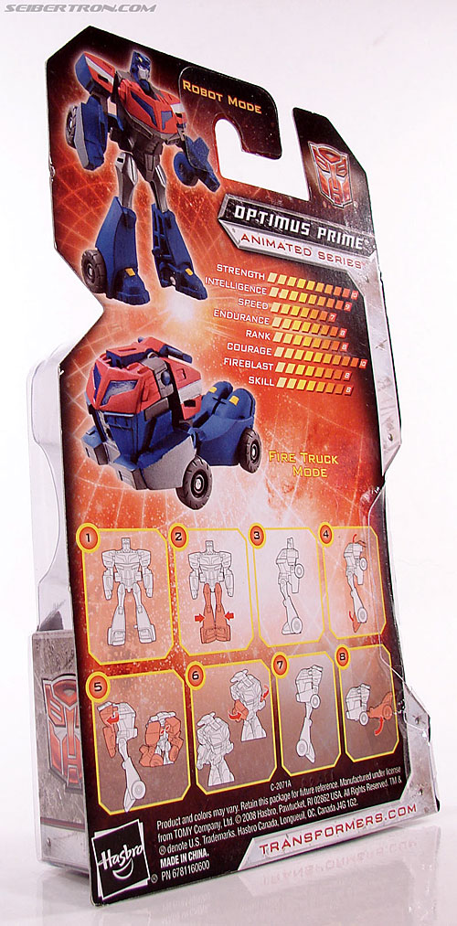 Transformers Universe - Classics 2.0 Optimus Prime (Image #5 of 53)