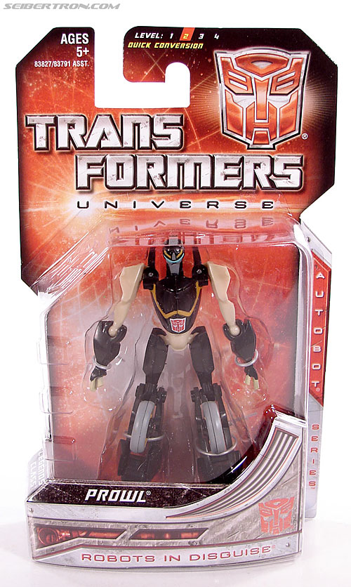 Transformers Universe - Classics 2.0 Prowl (Image #1 of 54)