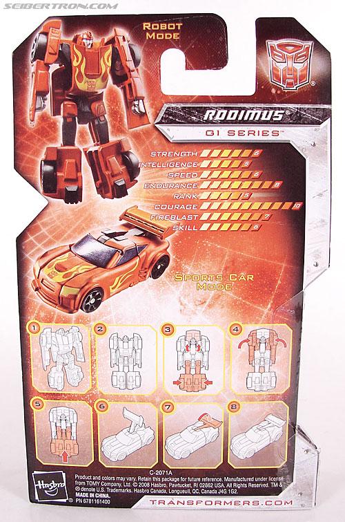 Transformers Universe - Classics 2.0 Rodimus (Image #5 of 61)