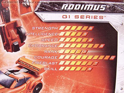 Transformers Universe - Classics 2.0 Rodimus (Image #6 of 61)