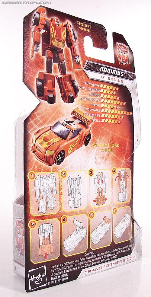 Transformers Universe - Classics 2.0 Rodimus (Image #8 of 61)