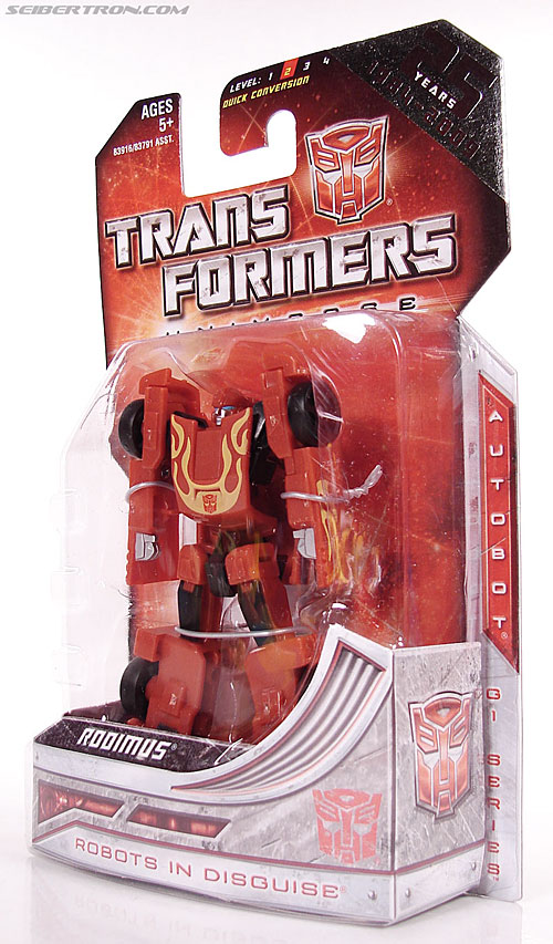 Transformers Universe - Classics 2.0 Rodimus (Image #9 of 61)