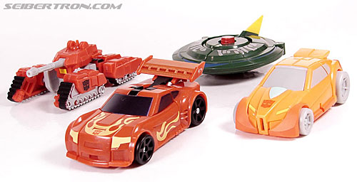 Transformers Universe - Classics 2.0 Rodimus (Image #31 of 61)