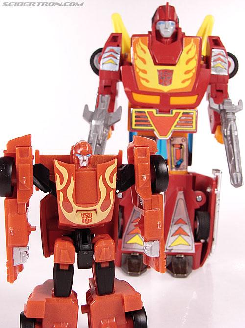 Transformers Universe - Classics 2.0 Rodimus (Image #60 of 61)