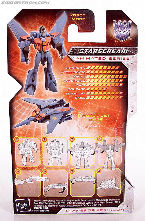 Transformers Universe - Classics 2.0 Starscream (Image #5 of 67)