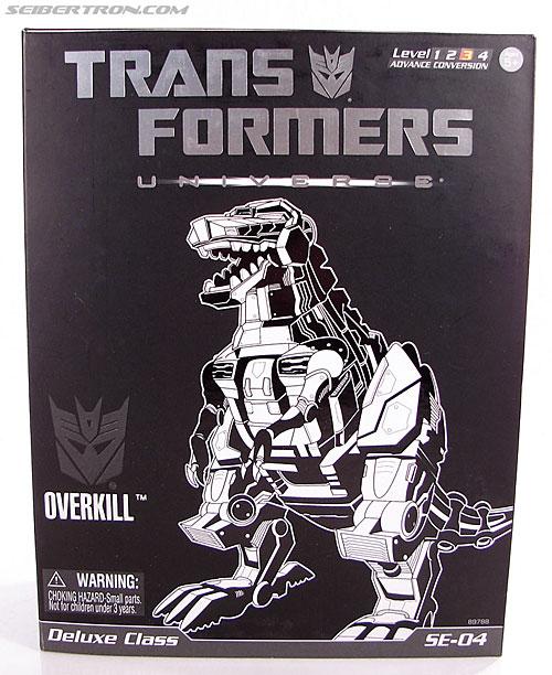 Transformers Universe - Classics 2.0 Overkill (SE-04) (Image #1 of 109)