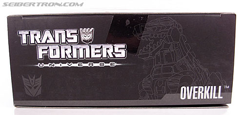Transformers Universe - Classics 2.0 Overkill (SE-04) (Image #13 of 109)