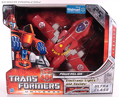 Transformers Universe - Classics 2.0 Powerglide (G1) (Image #1 of 172)