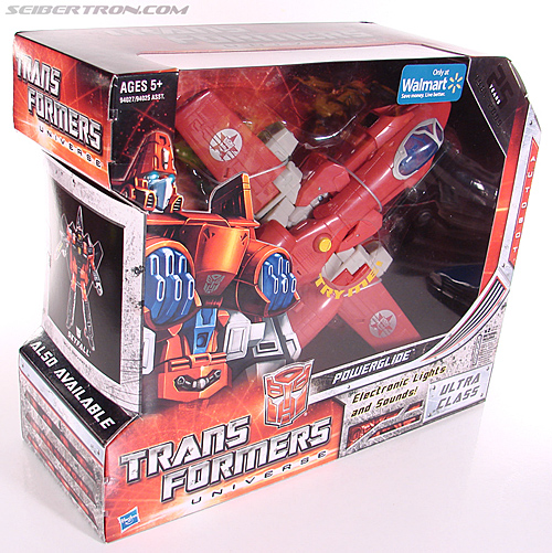 Transformers Universe - Classics 2.0 Powerglide (G1) (Image #4 of 172)