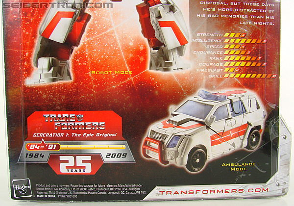 Transformers Universe - Classics 2.0 Ratchet (Image #12 of 177)
